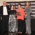 Clifton Stud win Breeders Achievement Award, sposnored by Summerhill Stud.
