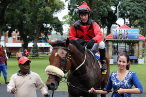KZN-Bred It Is Written Takes Gr3 Christmas Handicap
