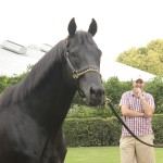 Gr1 Middle Park Stakes winner, Crusade. His first yearlings go on sale at auction this year.