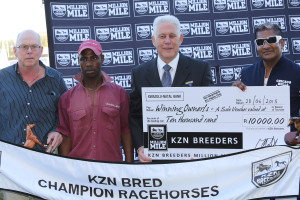 KZN Breeders Series For 2016 Launched: Record Entries!
