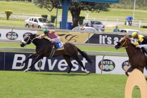 KZN-bred Humidor Breaks Kildonan Course Record