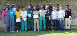 Successful KZN Grooms Training Course