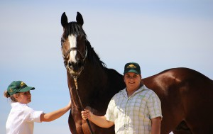 Golden Sword's Full Brother Gets Second Win