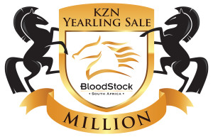 KZN Yearling Sale Million Race logo