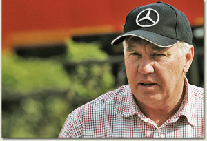 Gr2 Place On VDJ Day Double For Breeder Anton Procter