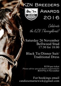 Invitation: KZN Breeders Awards