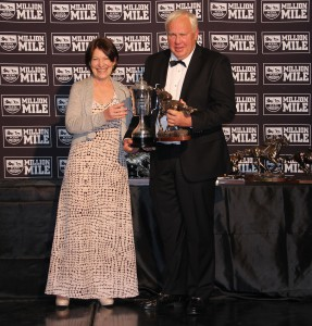 BREEDERS ACHIEVEMENT AWARD - sponsored by Summerhill Stud Anton Procter
