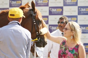 Level The Playing Fields: Putchini And Royal Agree Victorious!
