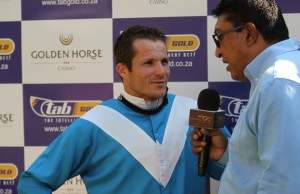 Q & A With Jockey Billy Jacobson - Joint Log Leader Of The KZN Breeders