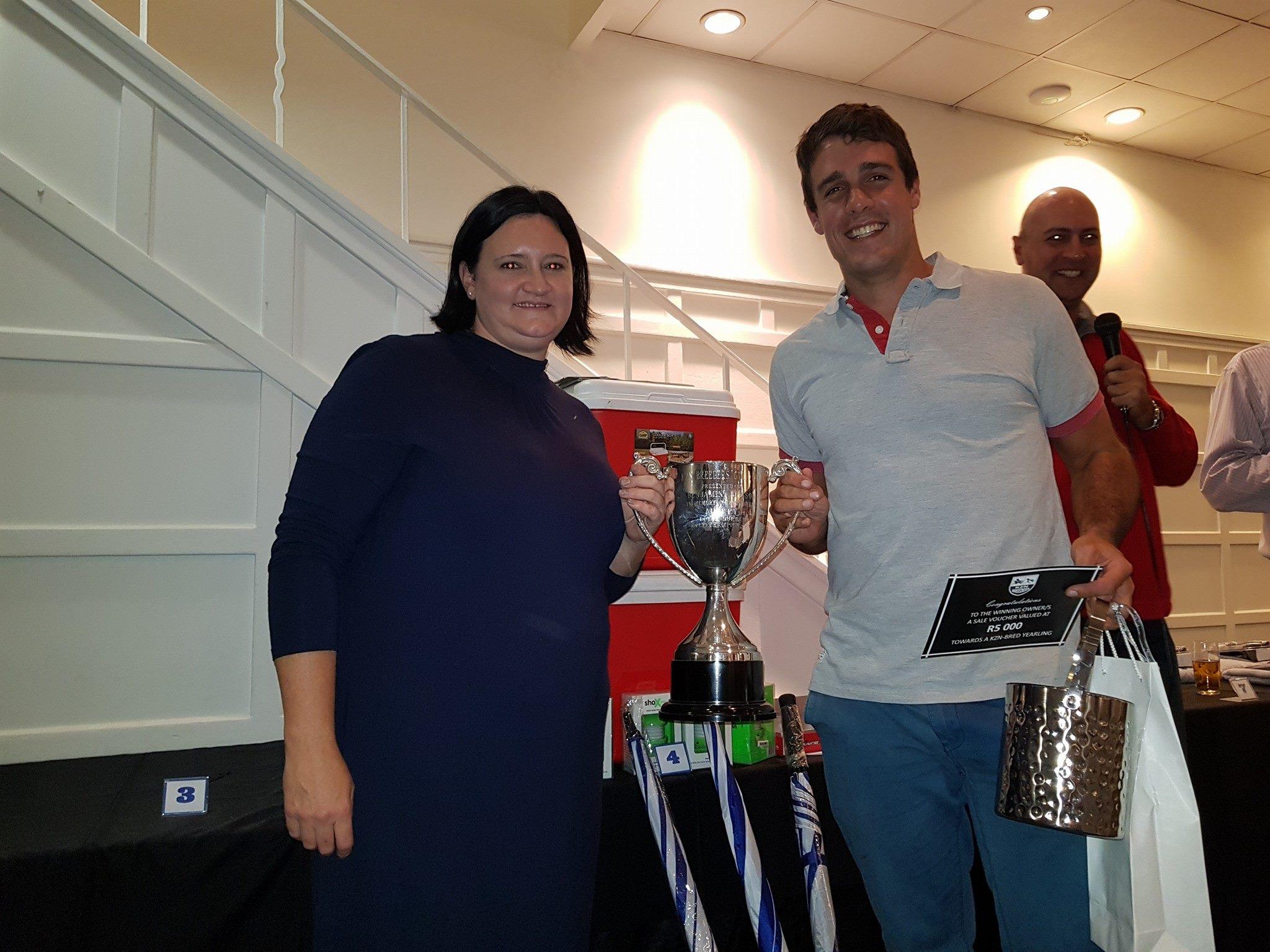 KZN Breeders Golf Day: McHardy's Keep In The Family! - KZNBreeders