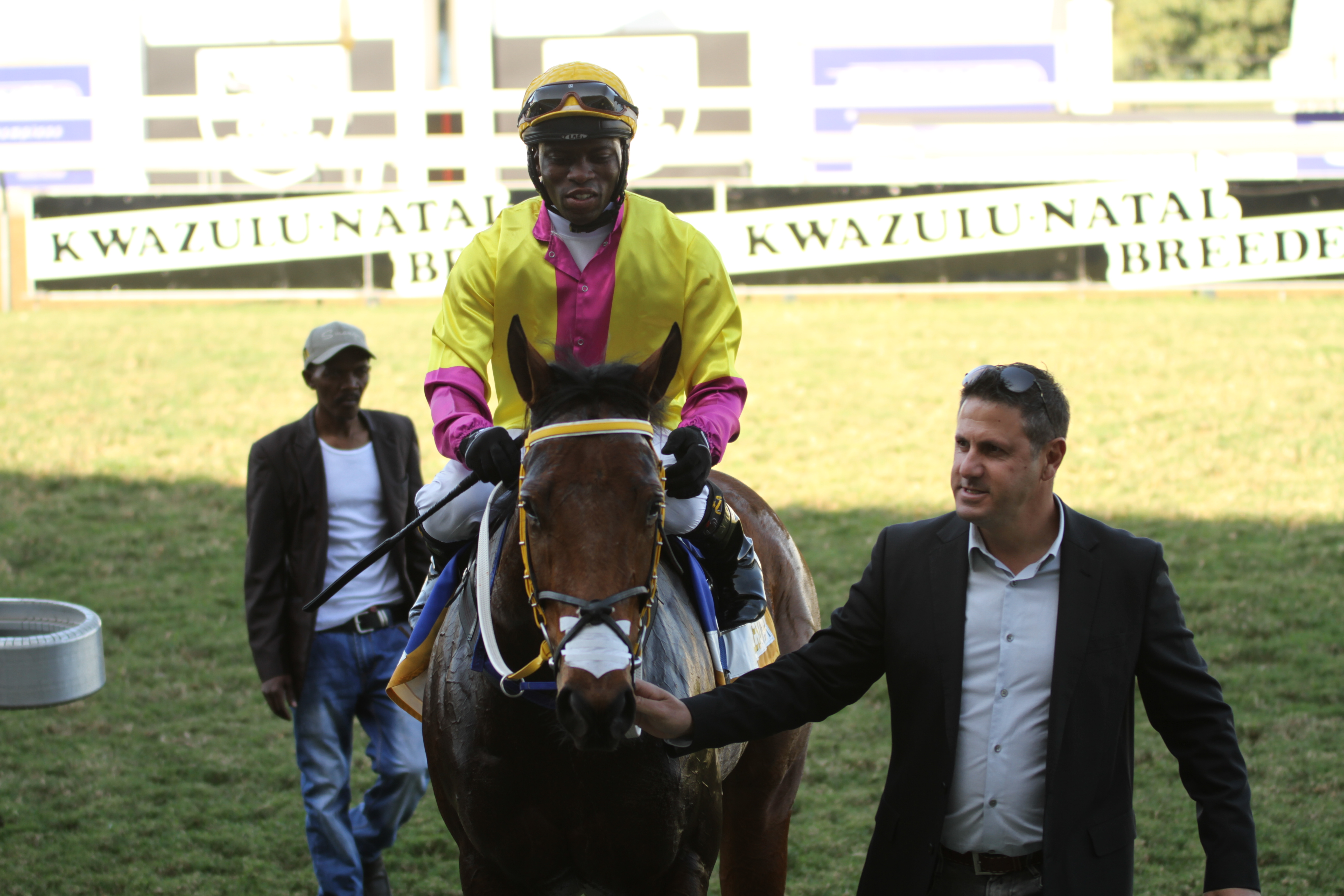 SA's champion trainer Sean Tarry won six of the nine races carded (including the Million Mile) on KZN Breeders Million Mile day in 2017. He says he plans his KZN-bred horses campaigns each year for the KZN Breeders race day. Image: Candiese Marnewick