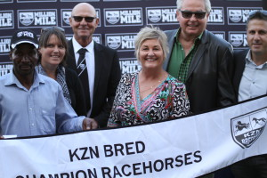 Final KZN Breeders Series Log For 2YO's - Alfeo Leads!
