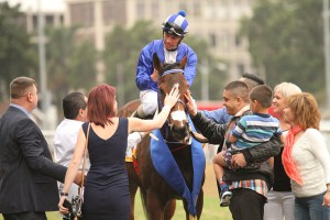 Another Gr1 Win For Toreador