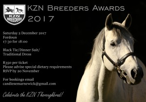 Invitation: KZN Breeders Awards 2017