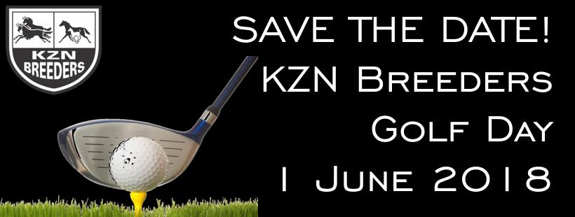 KZN Breeders Golf Day: SAVE THE DATE!