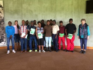 KZN Level 1 Stud Grooms Training This Week