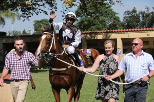 Di Me Leads First KZN Breeders Trainers And Jockeys Challenge Log
