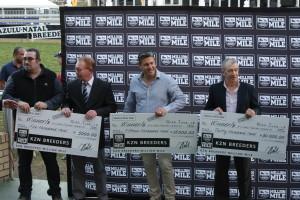Garth Puller, Lyle Hewitson Take KZN Jockeys & Trainers Challenge