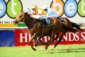 Prince Of Kahal Takes Heritage 1200 Handicap