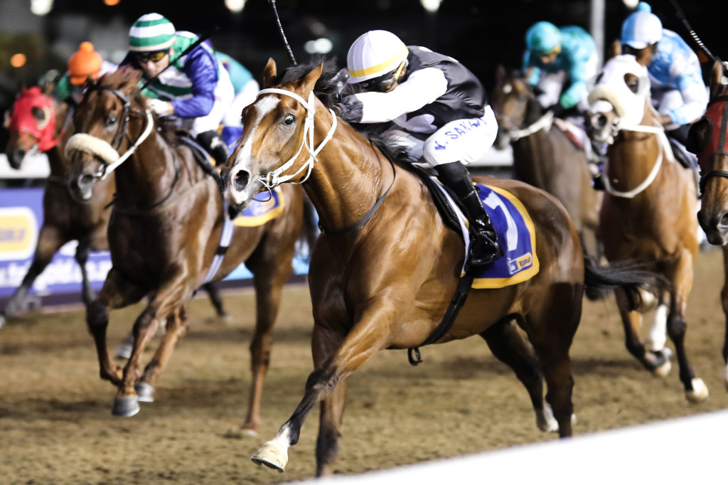 Di Me gives Oratorio a double at Greyville. Image: Candiese Marnewick