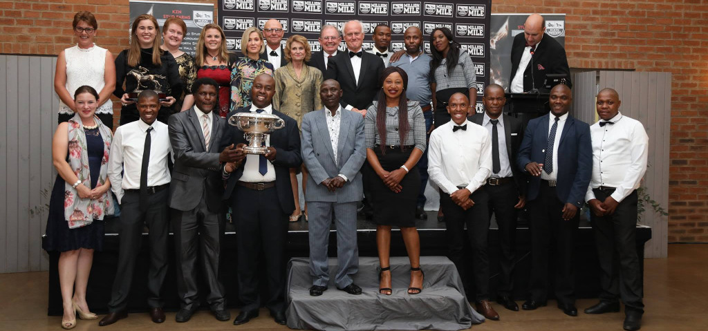 Congratulations to team Summerhill on a great day at the KZN Breeders Awards and at Turffontein. Image: Candiese Marnewick