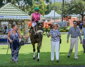 Backworth Double At Greyville