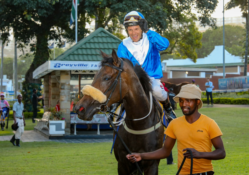 Billy Jacobson has won twice on her and placed twice from her last five starts. Image: Candiese Marnewick