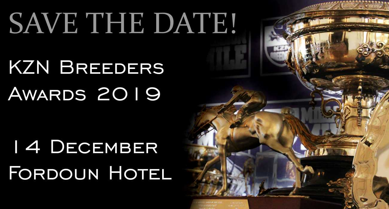 Save The Date - KZN Breeders Awards 2019