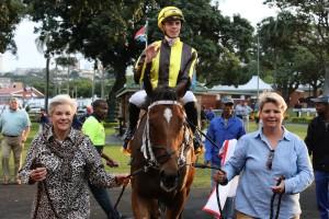 KZN Jockey Trainer Series - Antony Hotspur Hits Top Of Log
