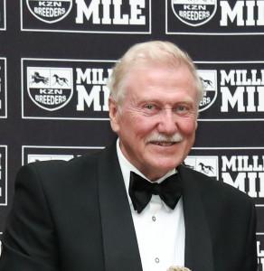 Ted Hughes New KZN Breeders Club Chairman