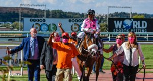 Tremendous Day As War Of Athena Takes Triple Tiara